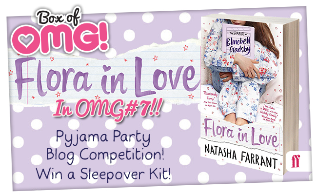 WIN a #TotallyOMG Pyjama Party Kit with BlueBell Gadsby!
